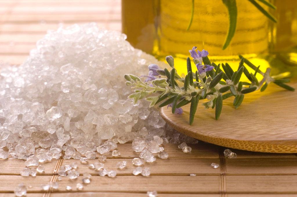 Скрабы с морской солью 1-17