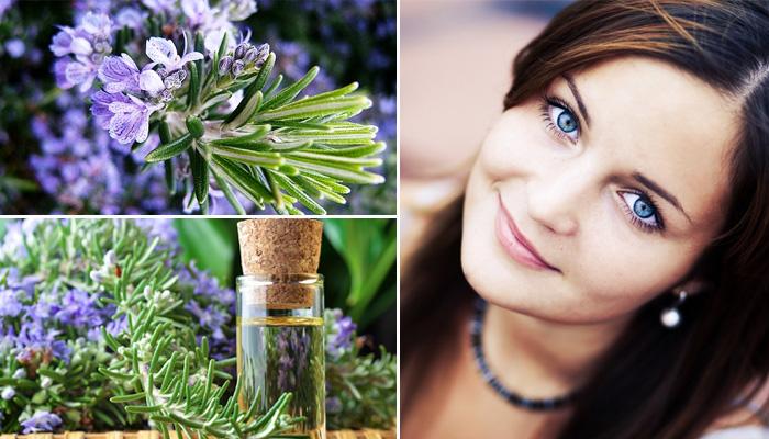 Розмариновое масло находка для жирной и проблемной кожи лица