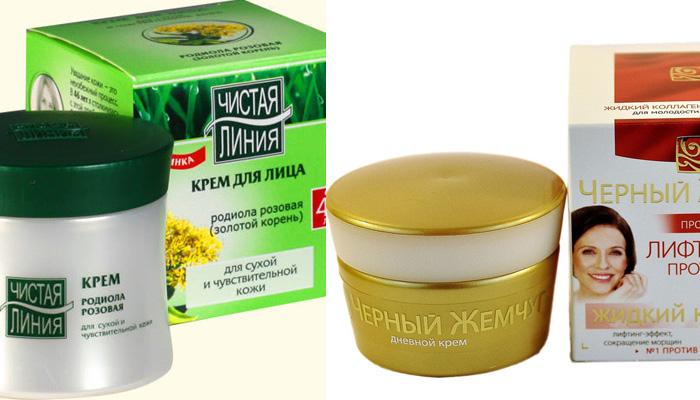 Аптечные кремы: дешевый вариант ухода за кожей лица