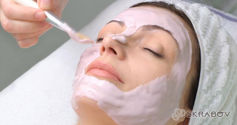 Альдегидная маска для лица в домашних условиях 40-2