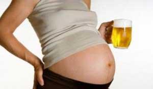 Можно ли пить пиво беременным, если очень хочется?