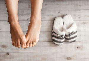 лечение народными способами грибка ногтей
