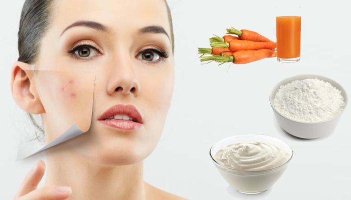 Домашние маски с эффектом ботокса: крахмал разглаживает морщины