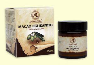 Масло Ароматика ши (карите)
