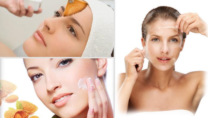 Миндальный пилинг: польза для кожи, тонкости и основные этапы процедуры