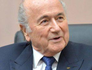 Йозф Блаттер-предыдущий президент ФИФА