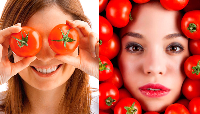 Помидорная маска для лица: лечебные свойства и самые эффективные рецепты
