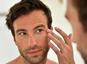 уход за кожей лица мужчины