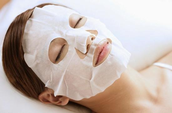 эффект от тканевой маски