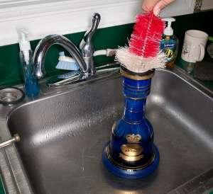 Правила мытья кальяна