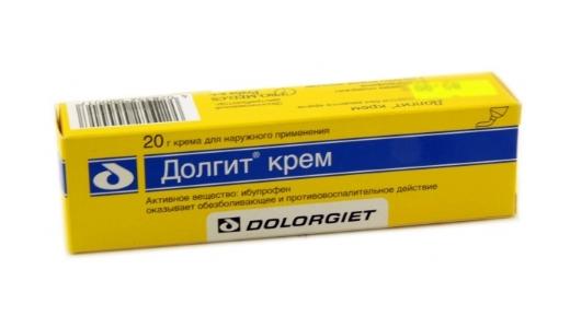 Мазь Долгит