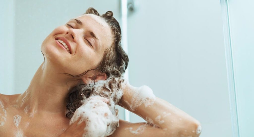 шампунь для восстановления волос