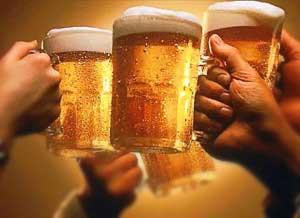 Злоупотребление пивом