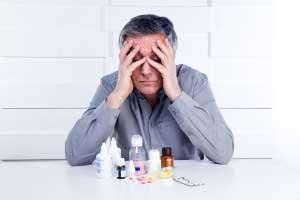 Прием противоалкогольных препаратов в домашних условиях