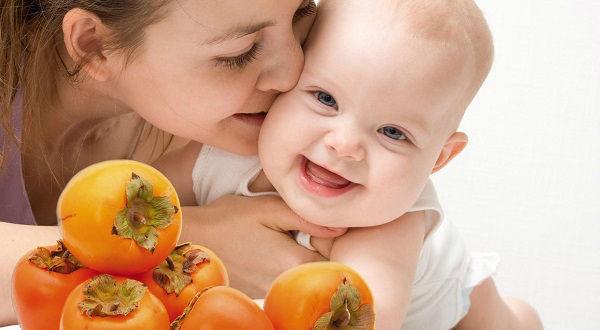 хурма беременным и детям