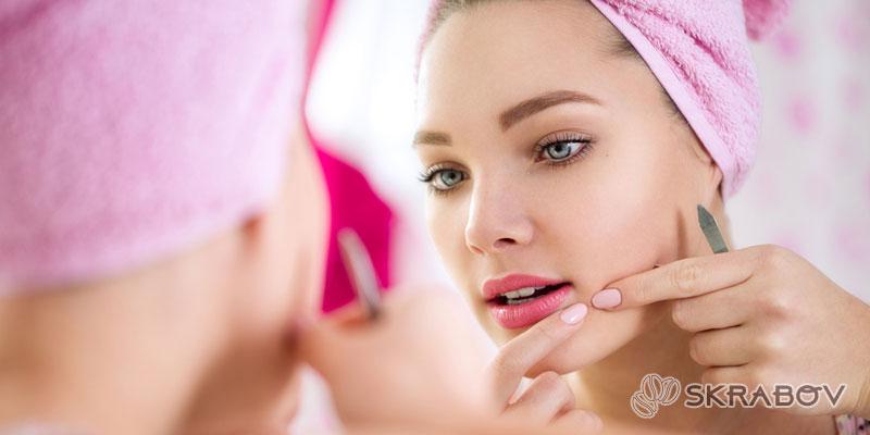 Как избавиться от аллергии на лице и не пропустить первые симптомы 10-2-1