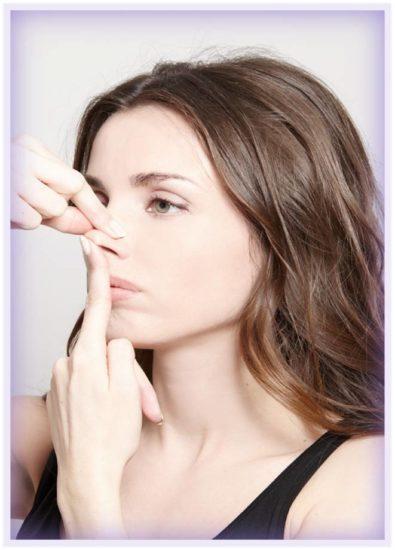 упражнение для трансформации носа