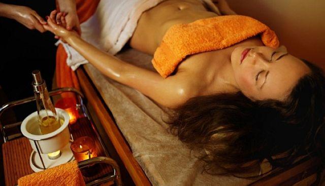 аюрведический массаж