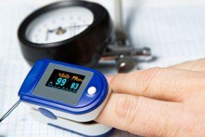 Пульсоксиметрия при гипоксии миокарда