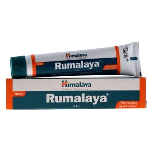 Мазь Rumalaya