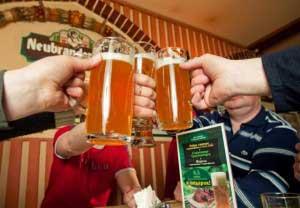 Как влияет пиво на организм мужчины?