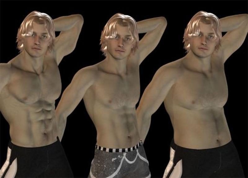 Три типа телосложения человека