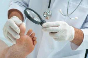методика проведения лазерного лечния грибка ногтей