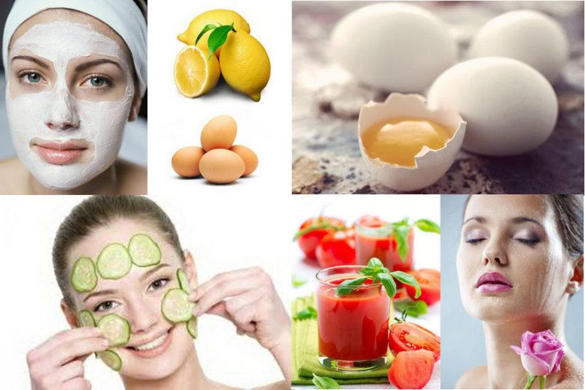 Питательные маски для жирной кожи