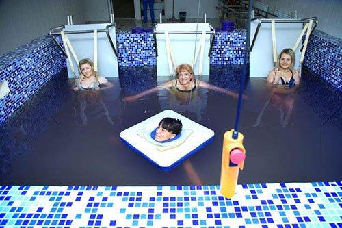 радоновые ванны при сердечных заболеваниях