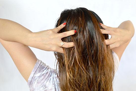 маски для тонких волос нанесение