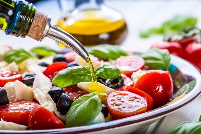 продукты средиземноморья