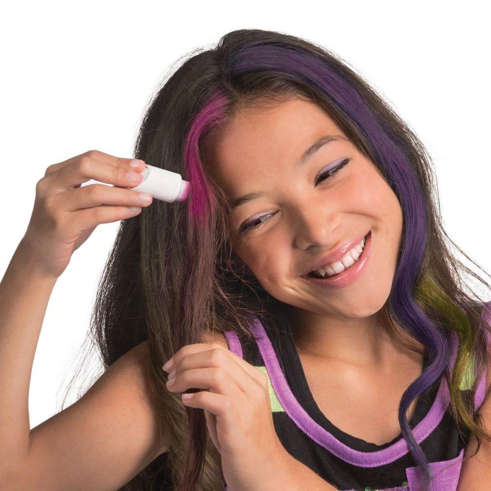 Что такое мел для волос